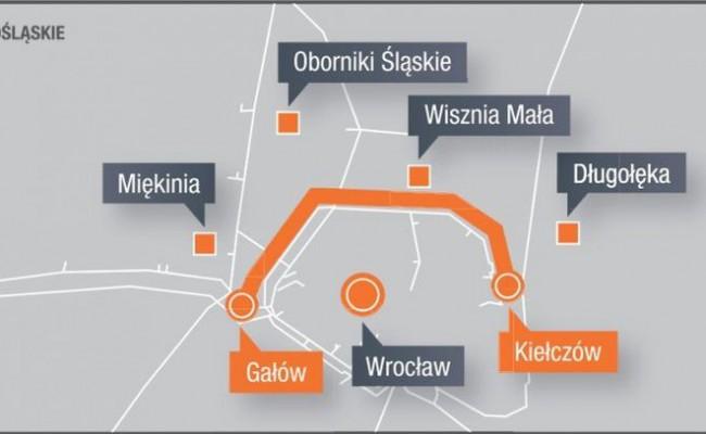 mapa geodezyjna gazociag